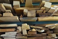 Holzarten-Tischlereibedarf