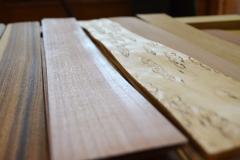 Herstellung-Haarreifen-Holzfurnier