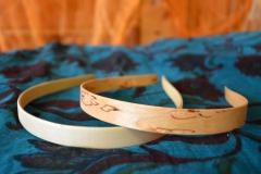 Holz-Haarreifen-Birke