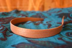 Holz-Haarreifen-braun